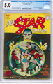 All Star Comics #33 (DC, 1947) CGC VG/FN 5.0 Off-white to white pages