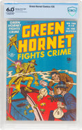 Golden Age (1938-1955):Crime, Green Hornet Comics #35 (Harvey, 1947) CBCS FN 6.0 Light tan to off-white pages....