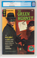 Silver Age (1956-1969):Superhero, The Green Hornet #1 (Gold Key, 1967) CGC VF+ 8.5 Cream to off-white pages....