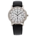 Estate Jewelry:Watches, Bvlgari Gentleman's Stainless Steel Solotempo Watch. ...