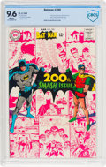 Silver Age (1956-1969):Superhero, Batman #200 (DC, 1968) CBCS NM+ 9.6 White pages....