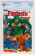Silver Age (1956-1969):Superhero, Fantastic Four #86 (Marvel, 1969) CBCS VF/NM 9.0 White pages....