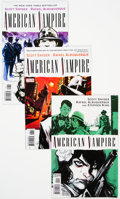 Modern Age (1980-Present):Miscellaneous, Vampire-Related Short Box Group (Various Publishers, 1970s-2000s) Condition: Average VF....