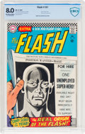 Silver Age (1956-1969):Superhero, The Flash #167 (DC, 1967) CBCS VF 8.0 Off-white to white pages....