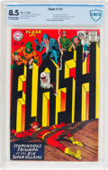Silver Age (1956-1969):Superhero, The Flash #174 (DC, 1967) CBCS VF+ 8.5 Off-white to white pages....