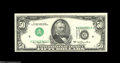 Error Notes:Inverted Third Printings, Fr. 2119-D $50 1977 Federal Reserve Note. Extremely Fine....