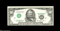 Error Notes:Inverted Third Printings, Fr. 2119-L $50 1977 Federal Reserve Note. Choice New....