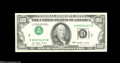 Error Notes:Inverted Third Printings, Fr. 2168-B $100 1977 Federal Reserve Note. Gem New....