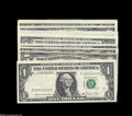 Error Notes:Partial Third Printing, Missing Seal Mania on FRNs,... (10 notes)
