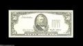 Error Notes:Third Printing on Reverse, Fr. 2122-B $50 1985 Federal Reserve Note....