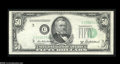 Error Notes:Shifted Third Printing, Fr. 2109-L $50 1950B Federal Reserve Note. Gem Crisp Uncirculated....