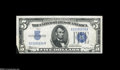 Error Notes:Foldovers, Fr. 1651 $5 1934A Silver Certificate. Choice New....