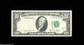 Error Notes:Foldovers, Fr. 2027-G $10 1985 Federal Reserve Note. Choice New....