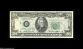 Error Notes:Miscellaneous Errors, Fr. 2075-D $20 1985 Federal Reserve Note. About Uncirculated....