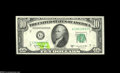 Error Notes:Major Errors, Fr. 2014-G $10 1950-D Federal Reserve Note About Uncirculated....