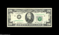 Error Notes:Major Errors, Fr. 2073-L $20 1981 Federal Reserve Note About Uncirculated....