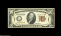 Error Notes:Major Errors, Fr. 2303 $10 1934A Hawaii Federal Reserve Note Very Fine....