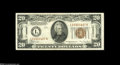 Error Notes:Major Errors, Fr. 2304 $20 1934 Hawaii Federal Reserve Note Very Fine+....