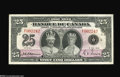 Canadian Currency: , BC-12 $25 1935...
