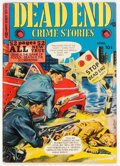 Golden Age (1938-1955):Crime, Dead End Crime Stories #nn (Kirby Publishing, 1949) Condition: FN....