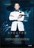 """Movie Posters:James Bond, Spectre (Columbia, 2015) Rolled, Very Fine/Near Mint. IMAX Poster (11.5"""" X 16.5"""") SS, Advance. James Bond...."""