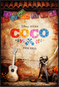 "Coco & Other Lot (Walt Disney Pictures, 2017) Rolled, Very Fine+. One Sheets (2) (26.75"" X 39.75"" & 27..."