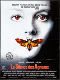 """Movie Posters:Thriller, The Silence of the Lambs (Orion, 1991) Folded, Very Fine/Near Mint. French Grande (45.25"""" X 61""""). Thriller...."""