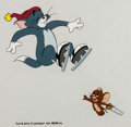 Animation Art:Presentation Cel, The Tom and Jerry Comedy Show Publicity Cel (MGM/Filmation,1980)....