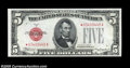 Small Size:Legal Tender Notes, Fr. 1527* $5 1928B Legal Tender Note. Choice Crisp Uncirculated....