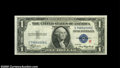 """Small Size:Silver Certificates, Fr. 1609/Fr. 1610 $1 1935A """"R"""" & """"S"""" Silver Certificates. Very Choice Crisp Uncirculated...."""