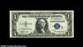 """Small Size:Silver Certificates, Fr. 1609 $1 1935A """"R"""" Silver Certificate. Choice Crisp Uncirculated...."""