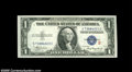 """Small Size:Silver Certificates, Fr. 1610 $1 1935A """"S"""" Silver Certificates. N/A.... (2 notes)"""