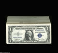 Small Size:Silver Certificates, 1935C & 1935D Silvers.... (122 notes)