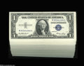 Small Size:Silver Certificates, 1935E Through 1957B $1 Silvers.... (141 notes)
