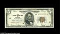 Small Size:Federal Reserve Bank Notes, Fr. 1850-A* $5 1929 Federal Reserve Bank Note. Very Fine+....