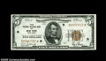 Fr. 1850-B* $5 1929 Federal Reserve Bank Note. Choice Crisp Uncirculated. A lovely star which is very close to the full...
