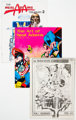 Neal Adams-Related Fanzines Group of 3 (Various Publishers, 1973-79) Condition: Average FN/VF.... (Total: 3 Items)