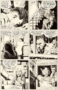 Original Comic Art:Panel Pages, Brian Bolland Batman: The Killing Joke #nn Story Page 9 The Joker Original Art (DC, 1988)....