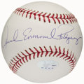 Autographs:Baseballs, Alex Rodriguez Full Name Single Signed Baseball....
