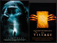 """Prometheus & Other Lot (20th Century Fox, 2012) Rolled, Very Fine+. Mini Posters (13"""" X 19"""" & 13.25&qu..."""