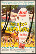 """Movie Posters:Elvis Presley, Blue Hawaii & Other Lot (Paramount, 1961) Folded, Fine+.Argentinean One Sheets (2) (29"""" X 43""""). Elvis Presley.... (Total: 2Items)"""