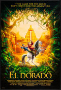 """Movie Posters:Animation, The Road to El Dorado & Other Lot (DreamWorks, 2000) Rolled, Very Fine+. One Sheets (3) & International One Sheet (27"""" X 40""""... (Total: 4 Items)"""