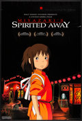 """Movie Posters:Animation, Spirited Away (Buena Vista, 2001) Rolled, Very Fine-. One Sheet (26.75"""" X 39.75"""") DS. Animation...."""