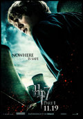 """Movie Posters:Adventure, Harry Potter and the Deathly Hollows: Part 1 (Warner Brothers,2010) Rolled, Very Fine+. Bus Stops (2) (47.5"""" X 68.25"""") DS A...(Total: 2 Items)"""