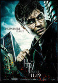 """Movie Posters:Fantasy, Harry Potter and the Deathly Hollows: Part 1 (Warner Brothers,2010) Rolled, Fine/Very Fine. Bus Stop (47"""" X 68.5"""") DS Advan..."""
