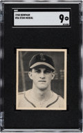 Baseball Cards:Singles (1940-1949), 1948 Bowman Stan Musial #36 SGC MINT 9 - Pop Two, None Higher....