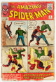 The Amazing Spider-Man #4 (Marvel, 1963) Condition: FR