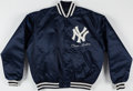 Autographs:Jerseys, Mickey Mantle Signed New York Yankees Jacket....