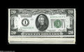 Small Size:Federal Reserve Notes, A Complete District Set of 1928A $20 Feds, Including... (10 notes)