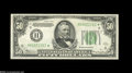 Small Size:Federal Reserve Notes, Fr. 2103-H* $50 1934A Federal Reserve Note. Choice Crisp Uncirculated....